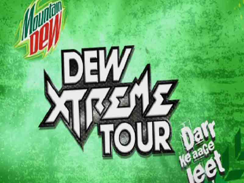 Mountain Dew Xtreme Tour